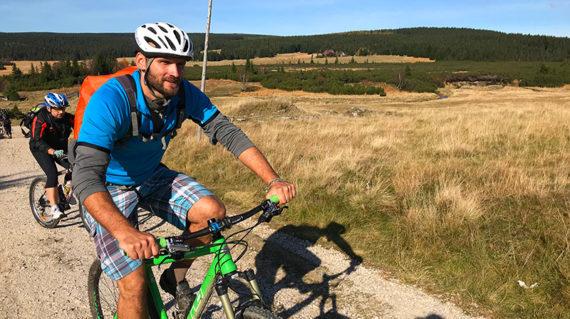 Mountainbike tur