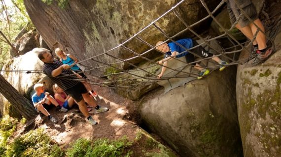 Rope & Cave Expedition