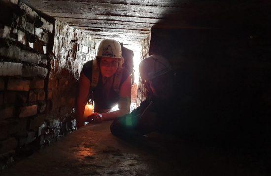 Skattejagt i bunker