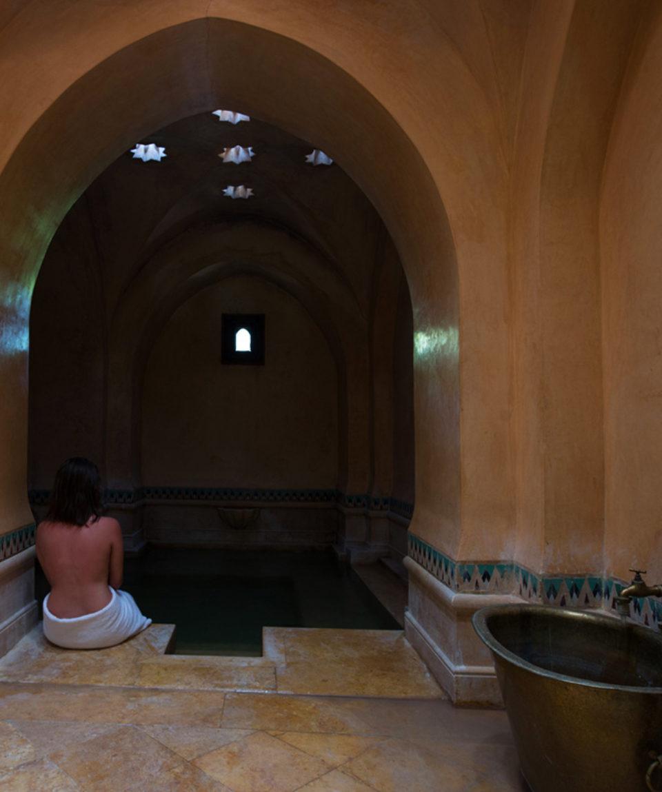 Retreat i Marrakech med Hammam
