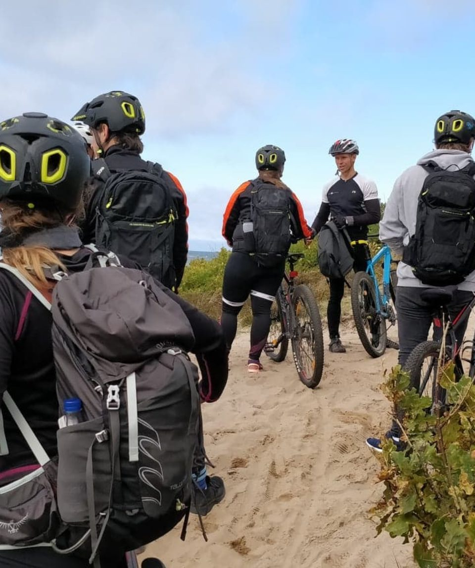 mountainbike bornholm