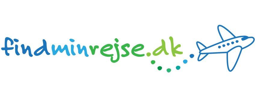 FindMinRejse.dk logo