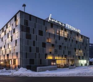 Hotel Franz Ferdinand. Skiferie Østrig. Aktiv Ferie