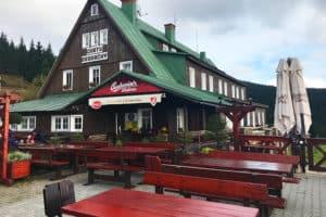 Hotel Stumpovka i Krokonosebjergene