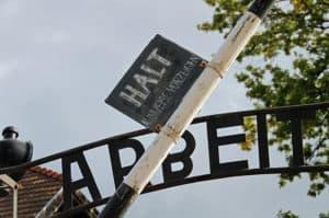 Koncentrationslejren Auschvitz