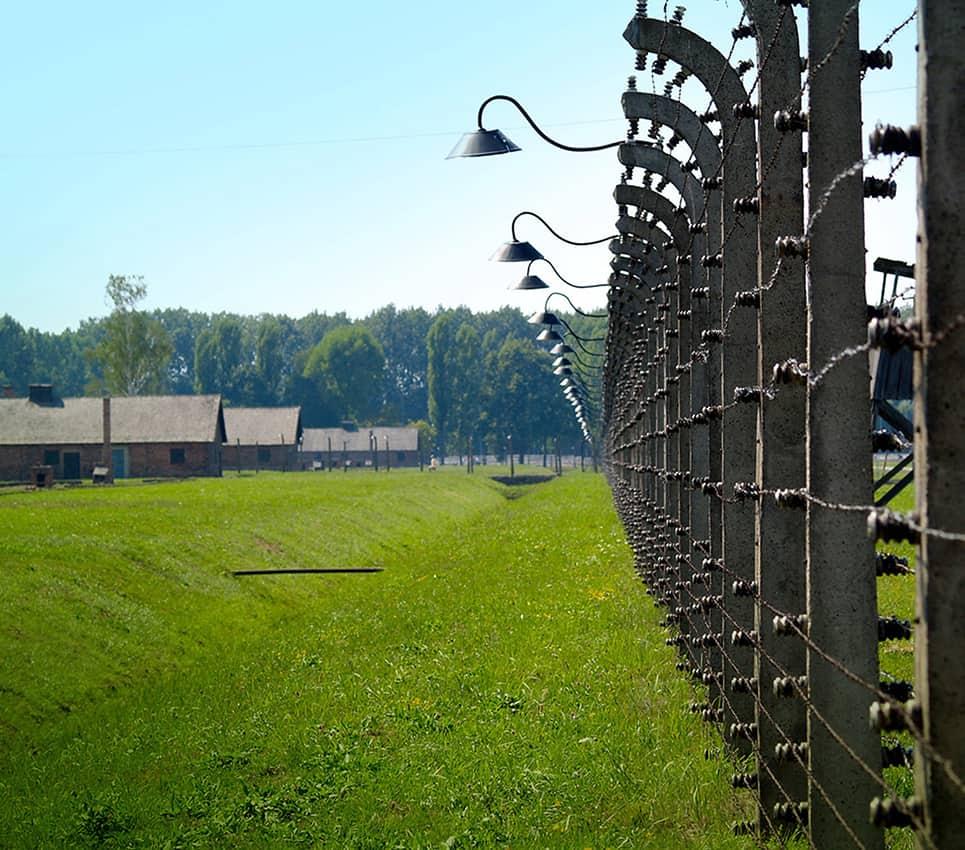Koncentrationslejren Auschwitz-Birkenau
