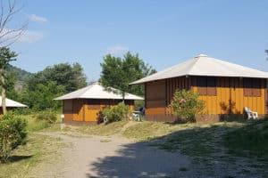Campeole med plads til 6 personer