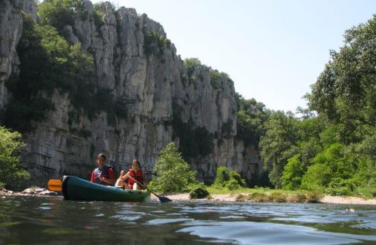 Kano i vandet