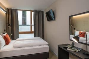 Hotel Franz Ferdinand dobbeltværelse type M