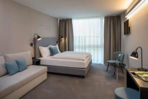 Hotel Franz Ferdinand Familieværelse L