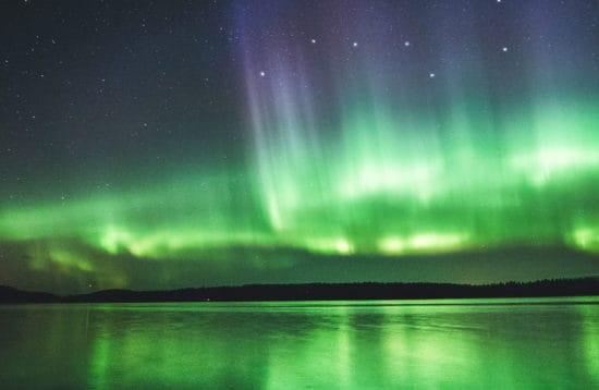Nordlysets magi i Finland. AktivFerie.dk