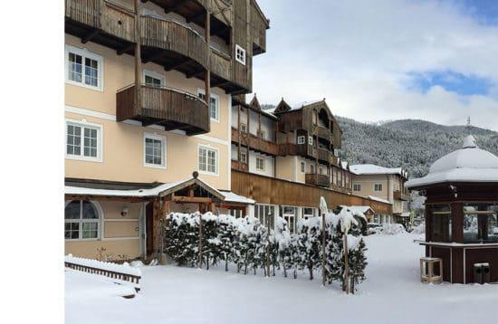 Alpen Hotel Eghel. Folgaria. AktivFerie.dk