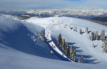 Et af italiens ældste skiområder