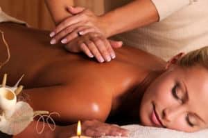 Massage i wellness-området. AktivFerie.dk