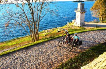 Cykelferie Kroatien