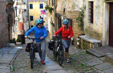Cykelferie i Kroatien