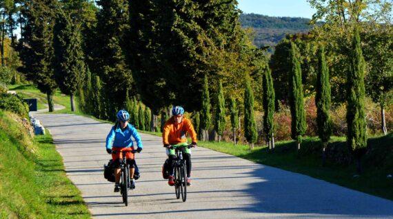 Cykelferie i Slovenien og Kroatien