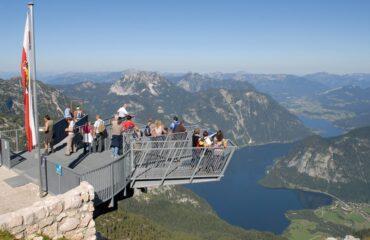 Krippenstein - Dachstein Welterbe  -  Höhlen- und Wanderwelt