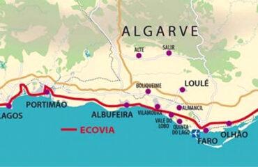 Algarve cykelferie