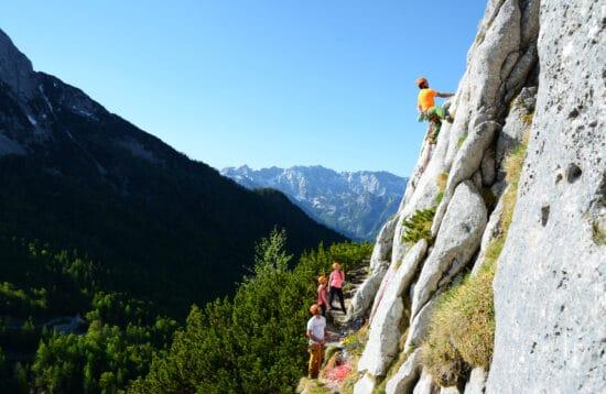 Bjergklatring