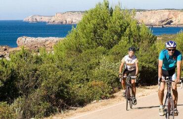 Cykeltur på Algarve