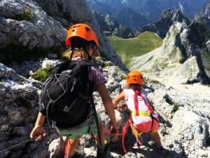 Familie Adventure ferie i Slovenien