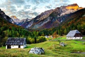 Sloveniens natur