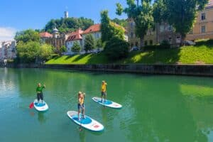 Stand Up Paddle Slovenien