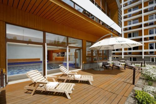 OREA Vital Hotel Sklar2